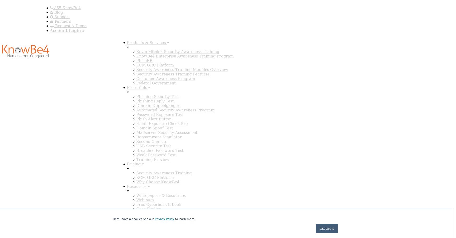 Phishcheck 2 0 beta - Details - http://knowbe4 com/